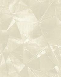 Velvet Crush Wallpaper Cream by