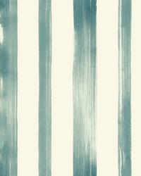 Artisans Brush Wallpaper Light Blue by