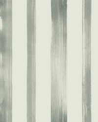 Artisans Brush Wallpaper Grey by