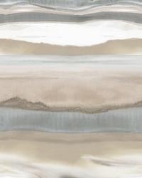 Horizon Wallpaper Tan by