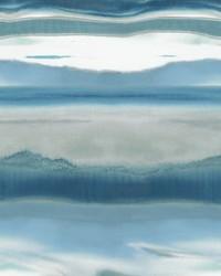 Horizon Wallpaper Blue by