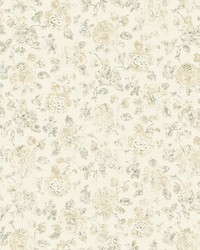 Indus Tapestry Wallpaper  Beiges by