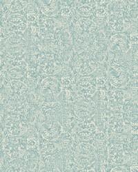 Metalwork Emboss Wallpaper  Blues by