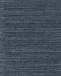 Sisal Wallpaper Blues by