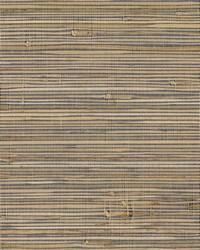Knotted Grass Wallpaper Blues by