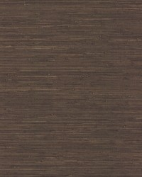Knotted Grass Wallpaper Blacks by