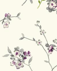 Soft Blossoms 19 Lime Wallpaper WT4535 by