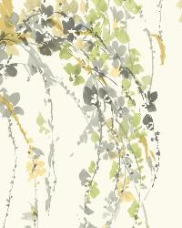 Lovebirds 4 Yellow Wallpaper WT4560 by