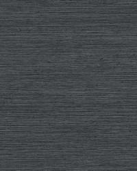 Shining Sisal Wallpaper black  metallic silver by