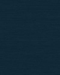 Shining Sisal Wallpaper deepest blue  metallic dark blue by