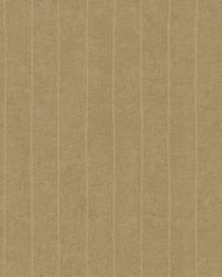 Elemental Stripe Wallpaper matte gold on bright metallic gold by