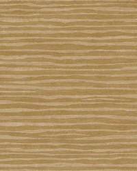 Terra Nova Wallpaper tan  bright metallic gold by