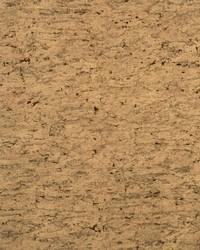 Cork Wallpaper tan  dark brown  russet  metallic copper by