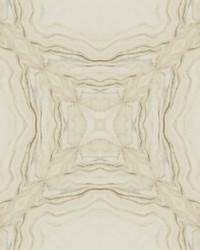 Stone Kaleidoscope Wallpaper Beige by