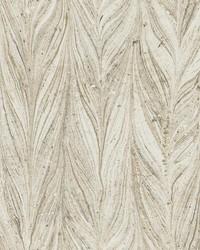 Ebru Marble Wallpaper Warm Neutral by