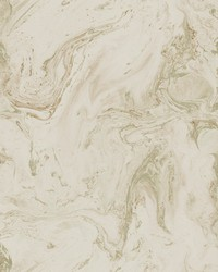 Oil Marble Wallpaper Blush Glint by