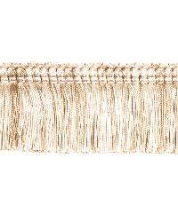 0267L BRUSH FRINGE S0040 ECRU by  Stroheim And Romann Trim