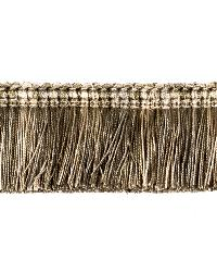 0267L BRUSH FRINGE S0045 OYSTER by  Stroheim And Romann Trim