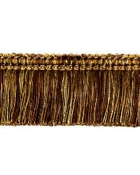 0267L BRUSH FRINGE S0133 CURRY by  Stroheim And Romann Trim