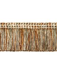 0267L BRUSH FRINGE S0630 OPAL by  Stroheim And Romann Trim