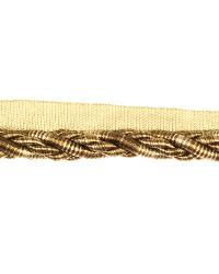 0438l Large Cord Wit S0037 Golden Haze by  Stroheim And Romann Trim
