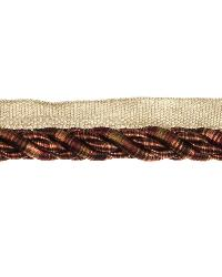 0438l Large Cord Wit S0340 Cinnabar by  Stroheim And Romann Trim
