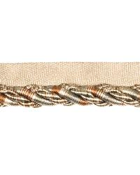 0438l Large Cord Wit S0630 Opal by  Stroheim And Romann Trim