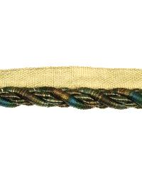0438l Large Cord Wit S0750 Peacock by  Stroheim And Romann Trim