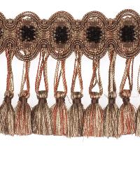 0621l Tassel Fringe S0321 Baked Apple by  Stroheim And Romann Trim