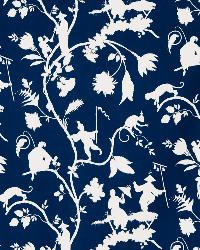 Blue And White Prints Stroheim Fabrics