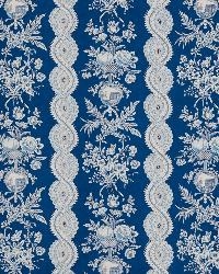 Stroheim 6668a Marguerite S0510 Blue Fabric