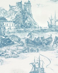 Boats and Sailing Fabric  Marine Toile Delft