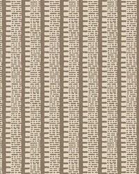 Kiosk Berber Brown by  Schumacher Wallpaper