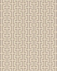 Temple Lilac by  Schumacher Wallpaper