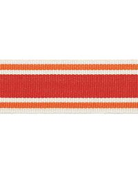 Cabana Braid Coral by  Schumacher Trim