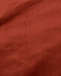 Venetian Silk Velvet Red Ochre by