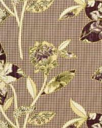 Patchwork Floral 27147 1610 Plum by