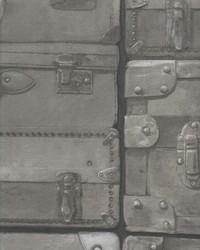 Luggage Gunmetal by