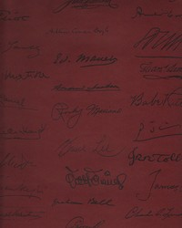 Autograph Red by  Kravet Wallcovering
