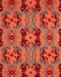Caspian Velvet F1474/01 CAC Coral by