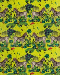 Lost World Velvet F1477/01 CAC Lime by