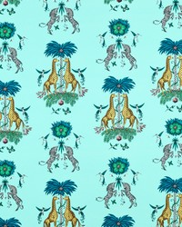 Creatura Satin F1483/01 CAC Turquoise by