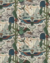 Frontier Linen F1489/03 CAC Green by