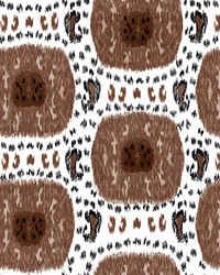 GRAN SOL GDW5448 004 CHOCO/GRIS by  Kravet Wallcovering