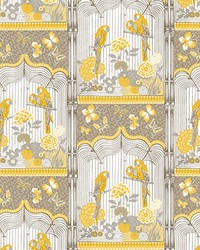 AVIARY GDW5452 001 OCRE by  Kravet Wallcovering