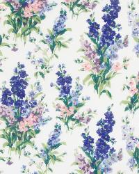 Laura Ashley Stocks Sheer LA1092 510 Sapphire Fabric