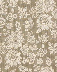 Medium Print Floral Fabric  Fortuna LA1152 37 Sage