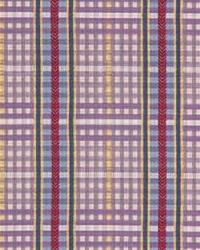 Laura Ashley Ellis Plaid LA1159 1011 Wisteria Fabric
