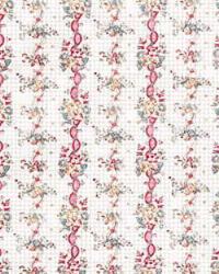 Medium Print Floral Fabric  Maiden Lane LA1207 310 Crystal
