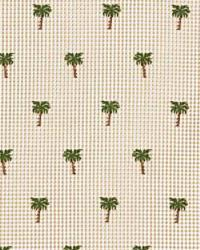 Laura Ashley Palm Island LA1221 106 Linen Fabric